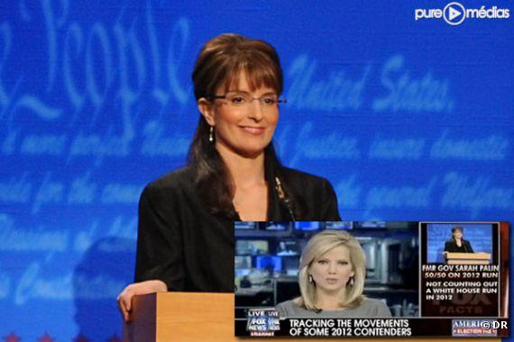 Quand Fox confond Tina Fey et Sarah Palin