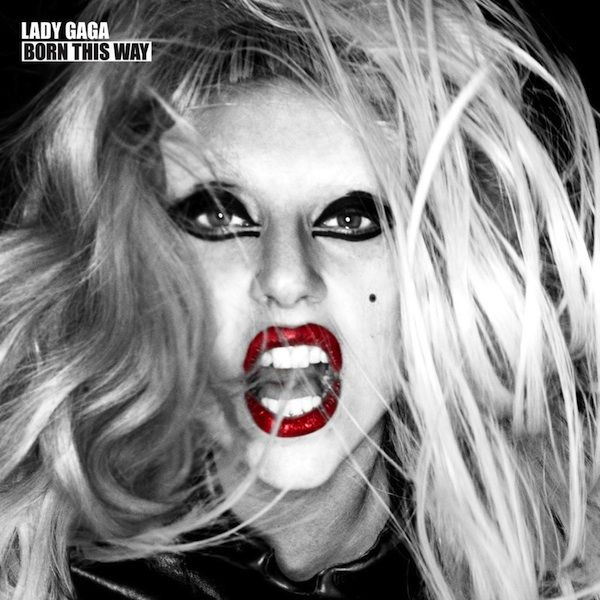 "Lady Gaga - ""Born This Way"""