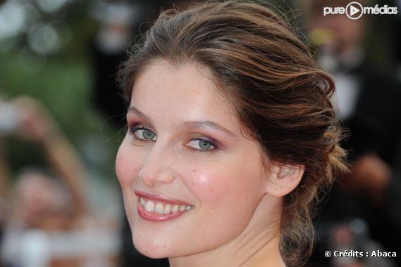 Laetitia Casta, au Festival de Cannes en mai 2011