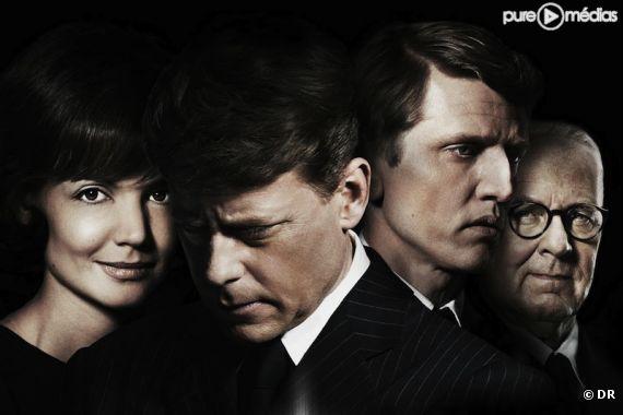 "La mini-série ""The Kennedys"""