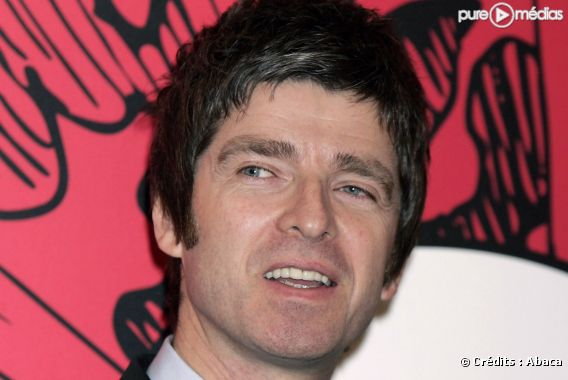 Noel Gallagher aux Music Industry Trust Awards, novembre 2009