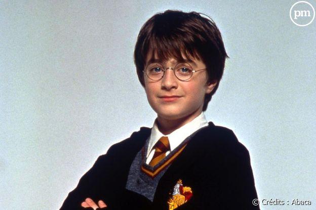 Daniel Radcliffe dans ''Harry Potter à l'Ecole des Sorciers''