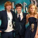 Rupert Watson, Daniel Radcliffe et Emma Watson assurent la promo de ''Harry Potter et l'Ordre du Phénix''
