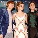 Rupert Grint, Emma Watson et Daniel Radcliffe assurent la promo de ''Harry Potter et la Coupe de Feu''