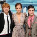 Rupert Grint, Emma Watson et Daniel Radcliffe assurent la promo de ''Harry Potter et le Prince de Sang Mêlé''