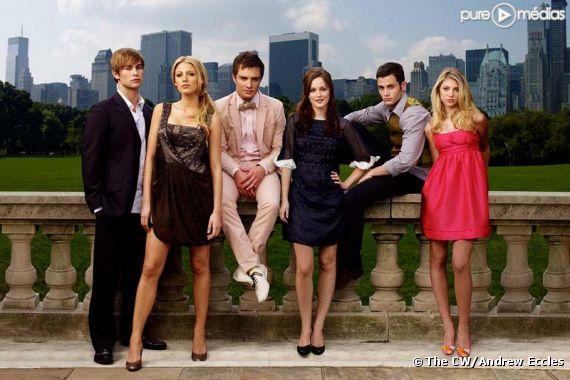 """Le cast de """"Gossip Girl"""""""