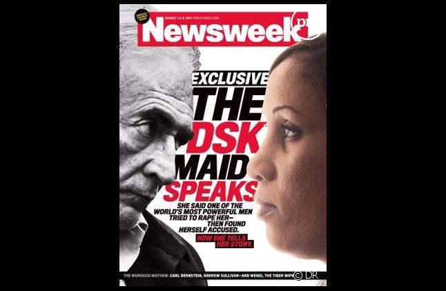 L'hebdomadaire Newsweek du 24 juillet 2011