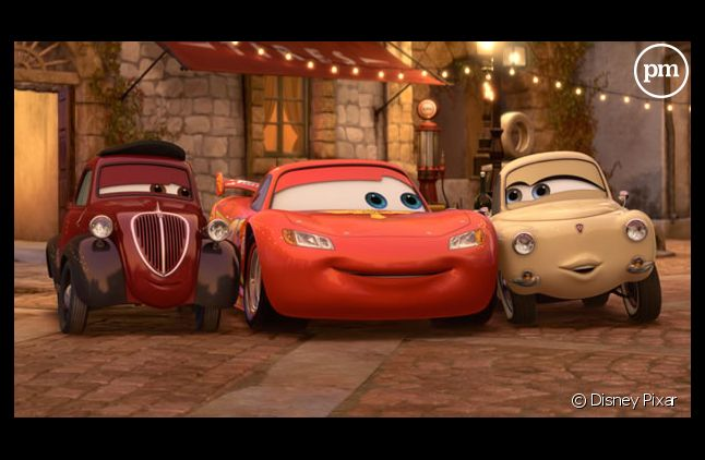 """Cars 2""."