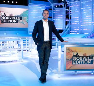 Ali Baddou présente 'La nouvelle édition' sur Canal+