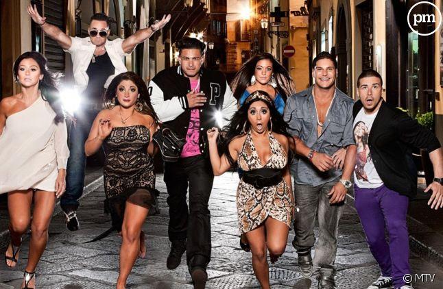 """Le cast de """"Bienvenue à Jersey Shore"""" s'invite en Italie pour la saison 4"""
