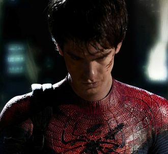 Andrew Garfield est Peter Parker dans 'The Amazing...