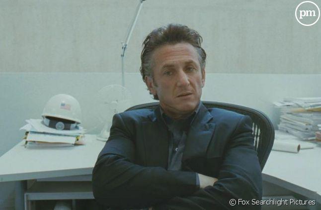 "Sean Penn dans ""The Tree of Life"""
