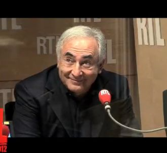 RTL parodie Dominique Strauss-Kahn pour vanter sa...