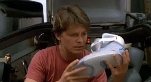 Le personnage de Marty McFly dans