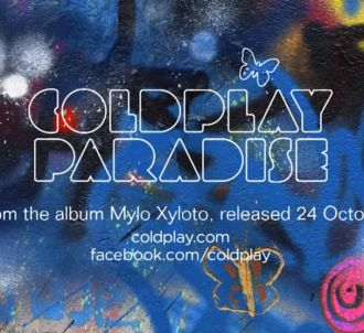 Coldplay - 'Paradise' (Audio)