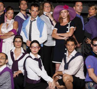 'BCBG', groupe participant à 'Sing-off : 100% Vocal'...