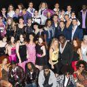 """Tous les groupes réunis de """"Sing-off : 100% Vocal"""" saison 1 sur France 2."""