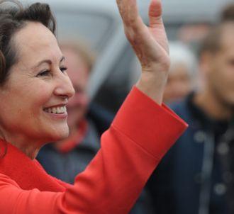 Ségolène Royal, le 18 septembre 2011.