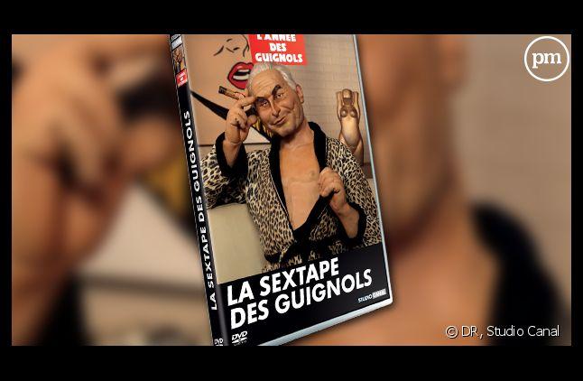 """""""La sextape des Guignols"""" disponible le 18 octobre 2011."""