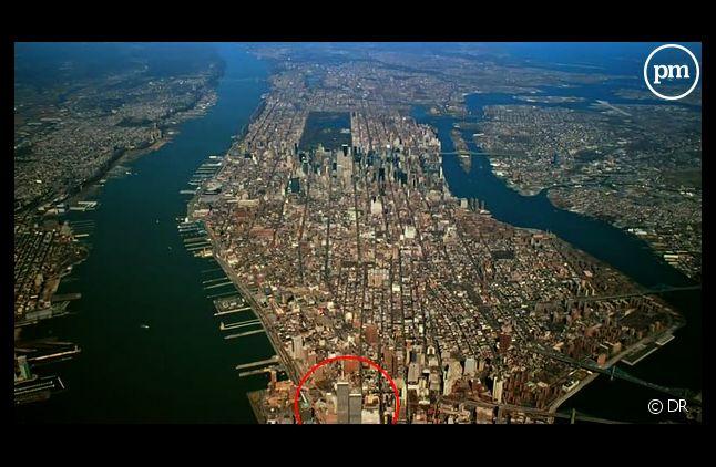 """""""Gossip Girl"""" ressuscite le World Trade Center"""