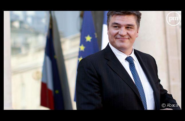 David Douillet, ministre des sports.