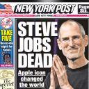 La Une du New York Post.
