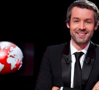 Yann Barthès arrive en seconde position du sondage sur...