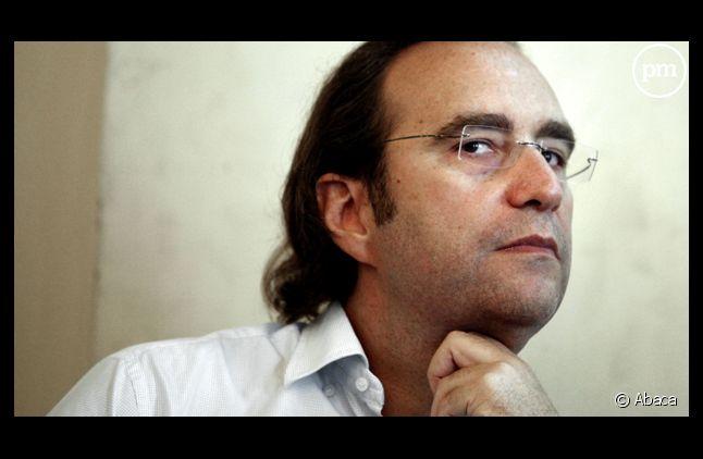 Xavier Niel, patron d'Iliad (Free).