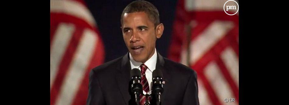 Le premier clip de campagne de Barack Obama.