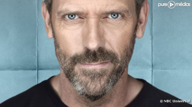 "Hugh Laurie dans ""Dr House"""