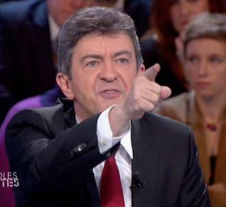 Jean-Luc Mélenchon en colère contre la compagne de...