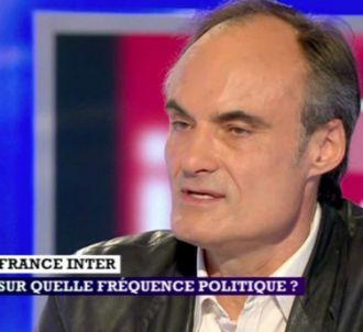 Philippe Val, patron de France Inter.