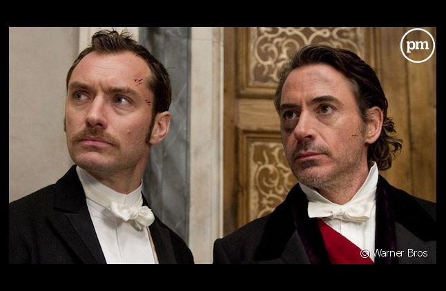"""Sherlock Holmes 2 : Jeu d'ombres"""