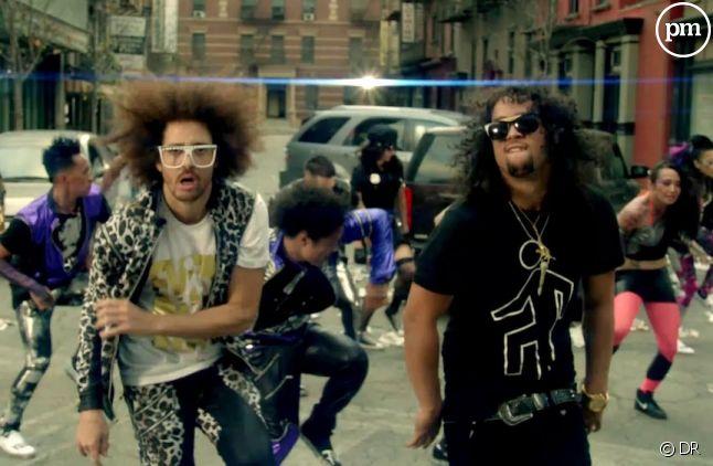 """Le clip """"Party Rock Anthem"""" de LMFAO"""