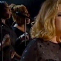 Grammy Awards 2012 : Adele enflamme la scène pour son retour