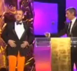 Dany Boon aux César 2009