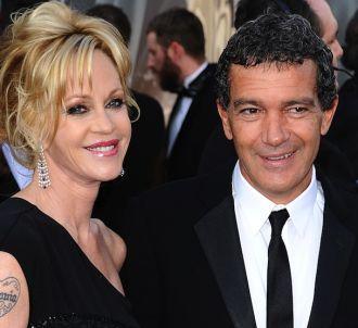 Melanie Griffith et Antonio Banderas sur le tapis rouge...