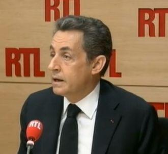 Nicolas Sarkozy, interrogé sur ses amitiés avec les...