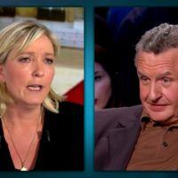 Zapping : Clash entre Marine Le Pen et Michel Field sur TF1