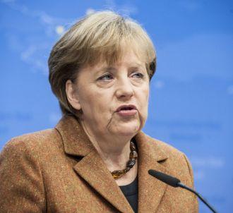 Angela Merkel.