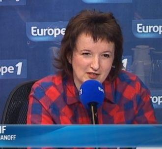 Anne Roumanoff a peur d'énerver Jean-Luc Mélenchon