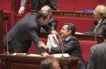 """Un nouveau sondage contredit le """"croisement des courbes"""" entre François Hollande et Nicolas Sarkozy"""
