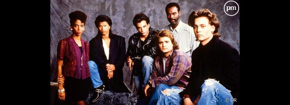 "Le cast de ""21 Jump Street"""