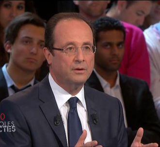 François Hollande s'explique sur l'ISF.