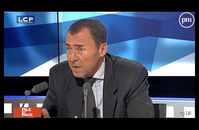 Lionnel Luca, député UMP de Nice.