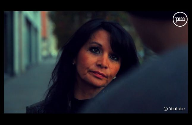 """Véronique Bonazzola dans le clip """"Fontaine de Jouvence"""""""