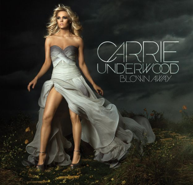 "1. Carrie Underwood - ""Blown Away"""