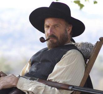 Kevin Costner dans 'Hatfields & McCoys'
