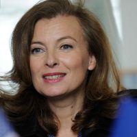 Valérie Trierweiler reste à