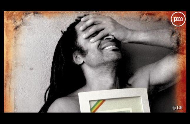 """Yannick Noah sur la pochette de l'album """"Hommage"""""""
